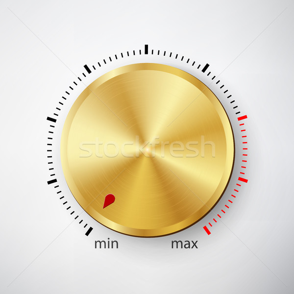 Dial Knob. Global Swatches Stock photo © pikepicture