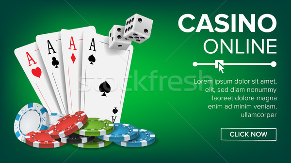 Casino Poker Design Vector Casino Theme Fortune Background Concept Poker Cards Chips Playing Gam Vector Illustration C Pikepicture 8505457 Stockfresh
