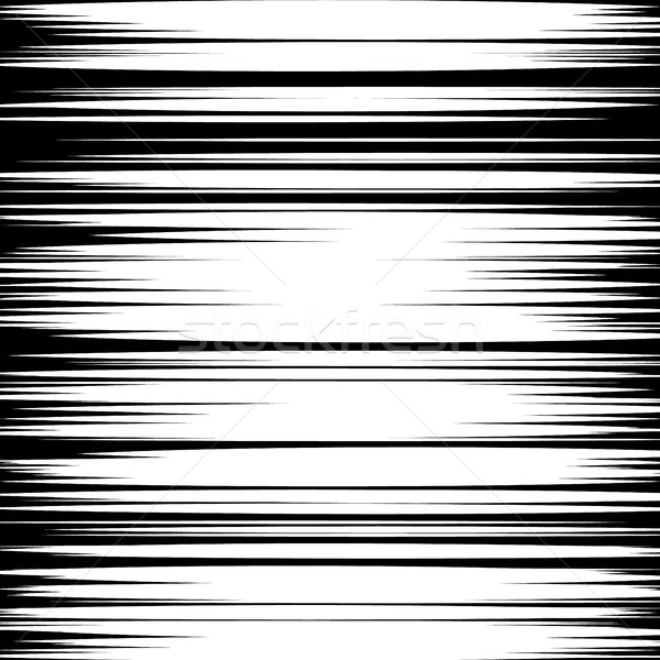 Manga snelheid lijnen vector grunge illustratie Stockfoto © pikepicture