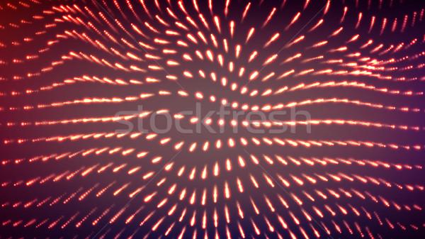 ストックフォト: 抽象的な · モザイク · 未来的な · テクノ