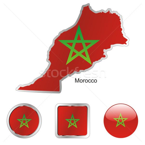 F randevú Marokkó