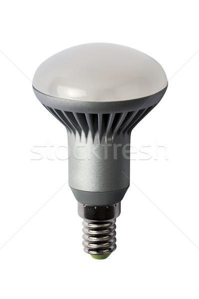 Energie lamp geïsoleerd object diode licht Stockfoto © Pilgrimego