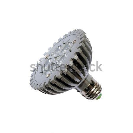 Energie lamp geïsoleerd object lamp moderne Stockfoto © Pilgrimego