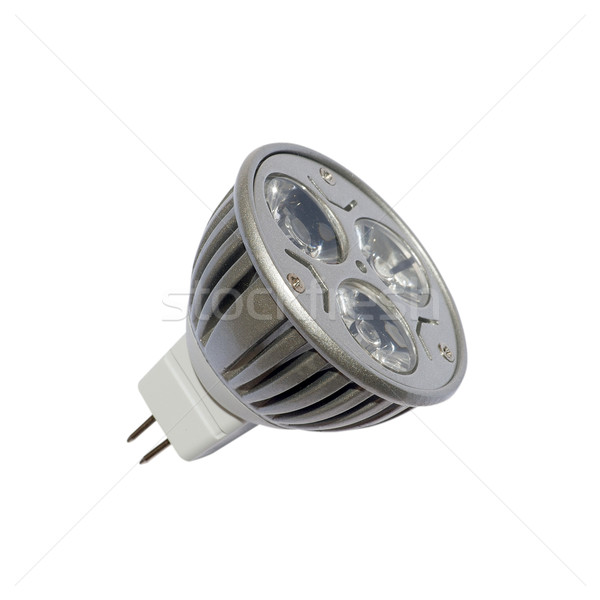 LED energy safing bulb. GU5.3. Isolated object Stock photo © Pilgrimego