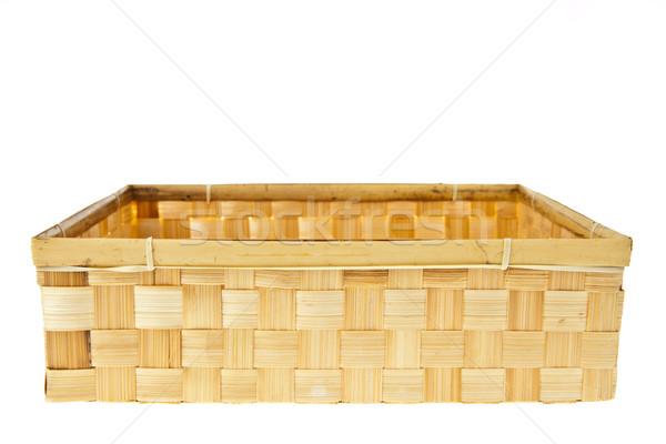 Stockfoto: Vak · geïsoleerd · witte · ruimte · patroon
