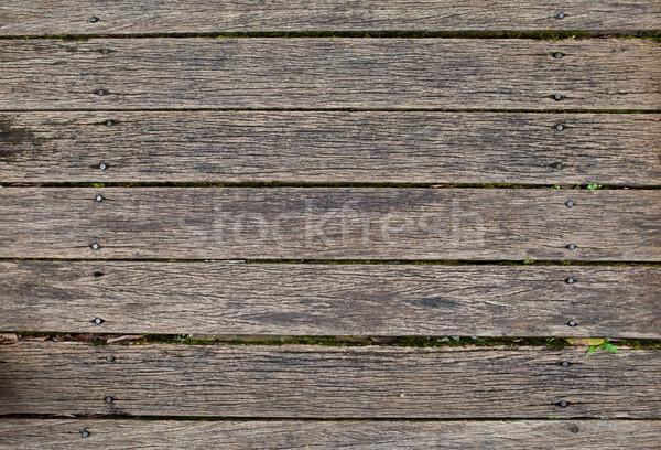 древесины стены аннотация свет домой двери Сток-фото © pinkblue