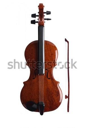 Violin Ornament Stock photo © pinkblue
