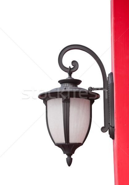 Street Lamp Stock photo © pinkblue