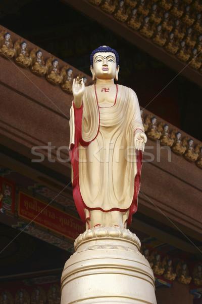 Golden Buddha Statue Stock photo © pinkblue