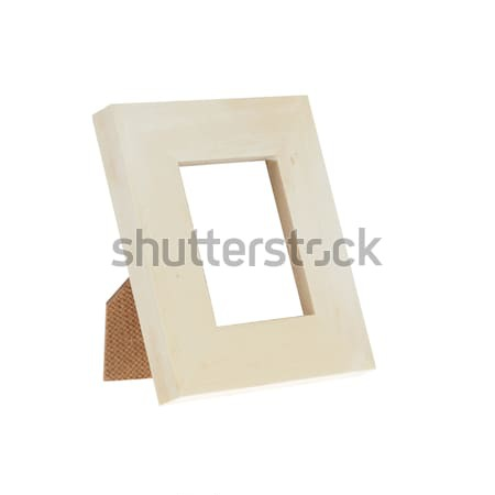 Photo frame standing Stock photo © pinkblue