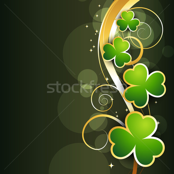 st patrick's day background Stock photo © Pinnacleanimates