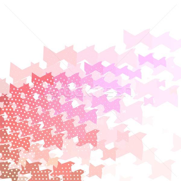 abstract background Stock photo © Pinnacleanimates
