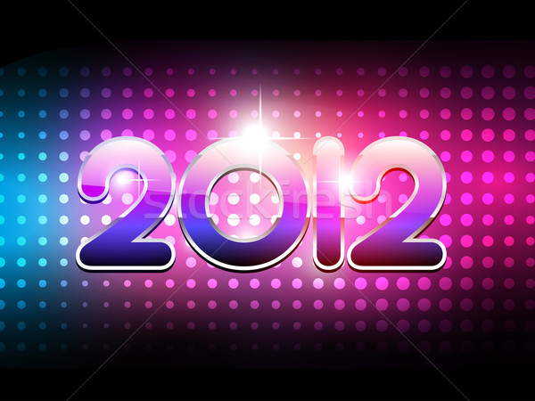 party style new year Stock photo © Pinnacleanimates