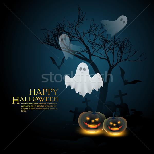 halloween background Stock photo © Pinnacleanimates