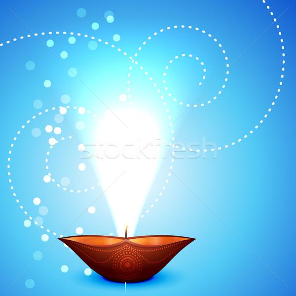 Diwali background Stock photo © Pinnacleanimates