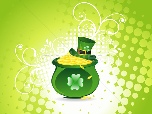 St. Patrick's Day Stock photo © Pinnacleanimates