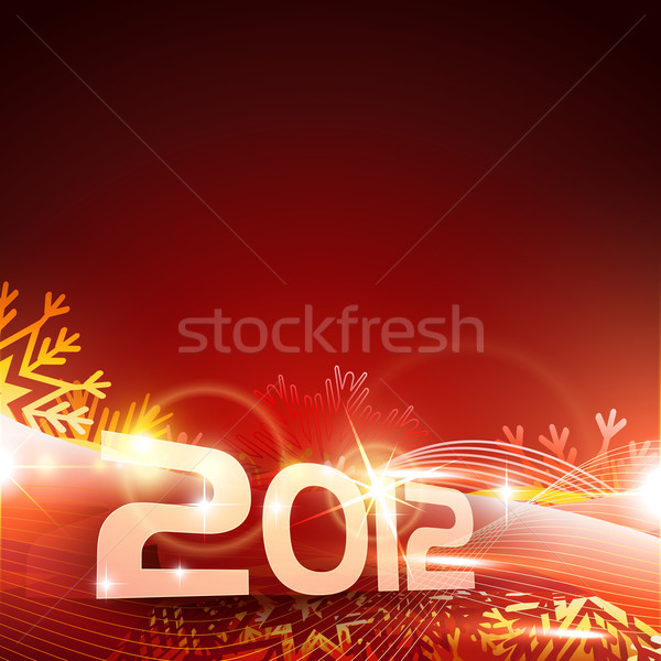 happy new year Stock photo © Pinnacleanimates