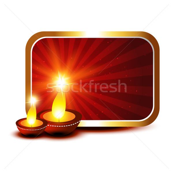 diwali festival Stock photo © Pinnacleanimates