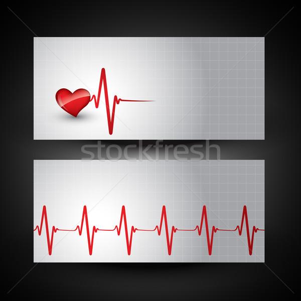 medical vector Stock photo © Pinnacleanimates
