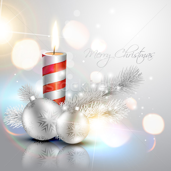christmas background Stock photo © Pinnacleanimates
