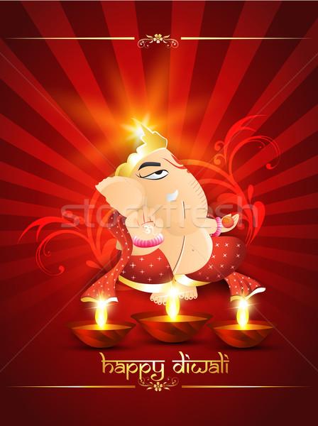 lord ganesha Stock photo © Pinnacleanimates