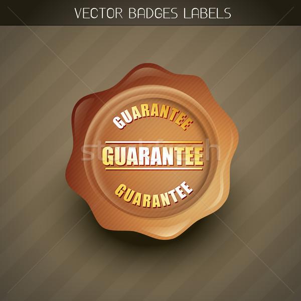 money back guarantee Stock photo © Pinnacleanimates