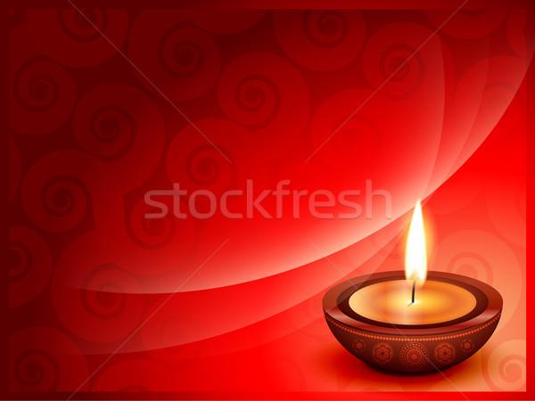 diwali festival background Stock photo © Pinnacleanimates