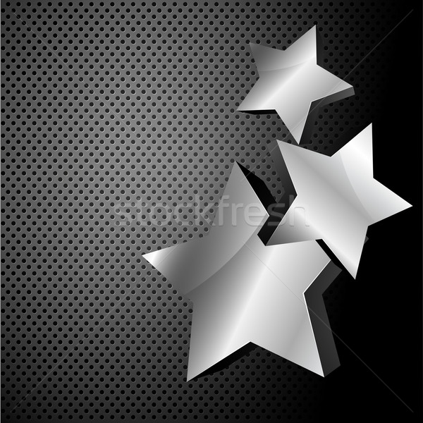 dark metallic background Stock photo © Pinnacleanimates