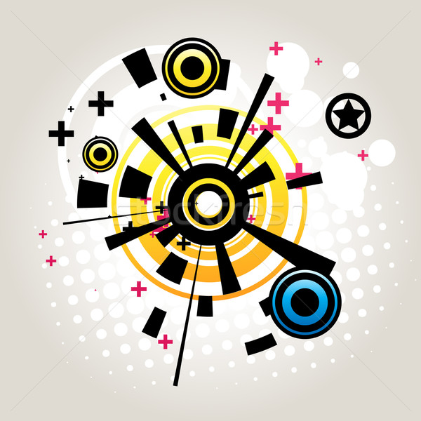 abstract vector background Stock photo © Pinnacleanimates