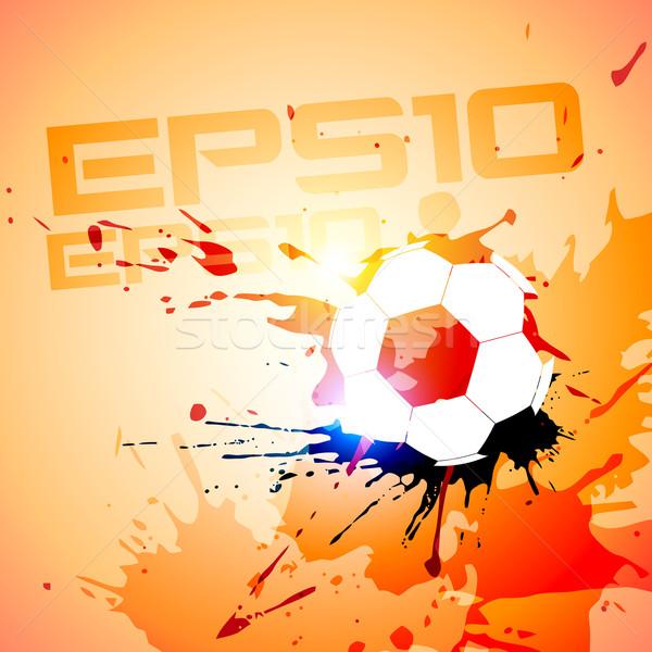 football background Stock photo © Pinnacleanimates