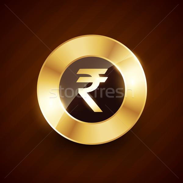 ストックフォト: コイン · デザイン · 効果 · ベクトル