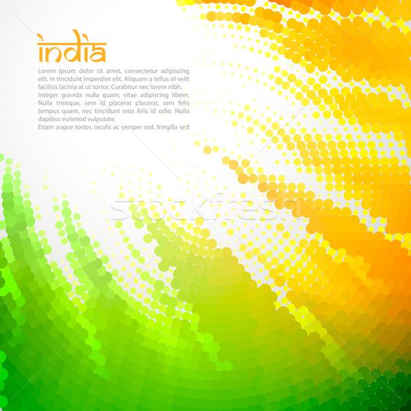 商业照片 / 矢量图: 创意 · 印度 · 旗 · 向量 · 设计 · 艺术