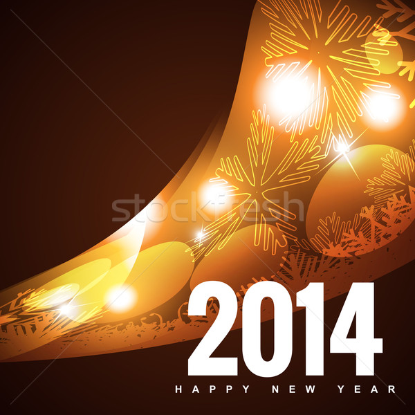 new year background Stock photo © Pinnacleanimates