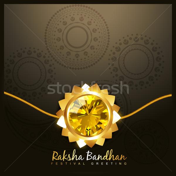 raksha bandhan festival Stock photo © Pinnacleanimates