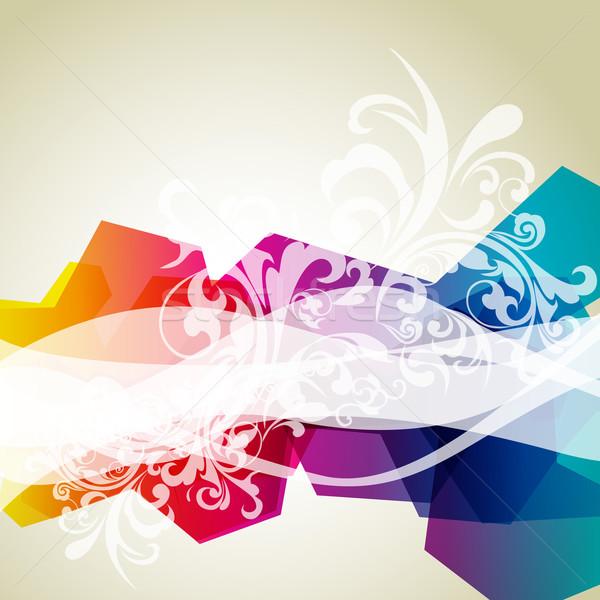 vector background Stock photo © Pinnacleanimates