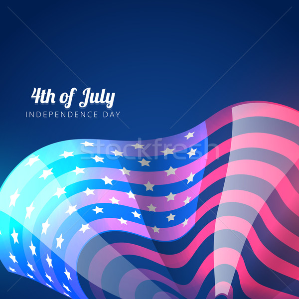 4th of july background Stock photo © Pinnacleanimates
