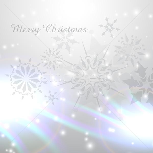 winter background Stock photo © Pinnacleanimates