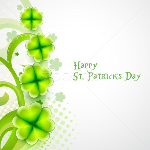 st patrick's day Stock photo © Pinnacleanimates