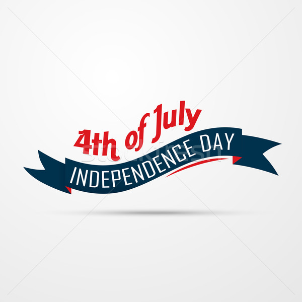american independence day design Stock photo © Pinnacleanimates