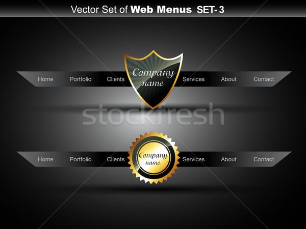 web navigation Stock photo © Pinnacleanimates