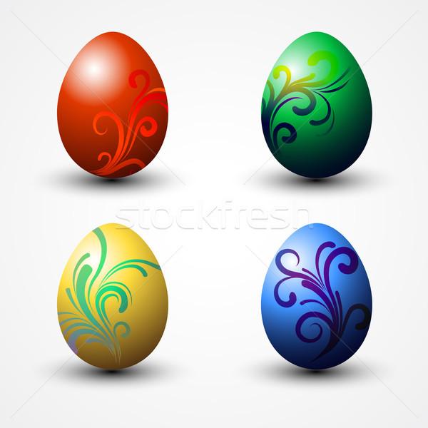 easter egg Stock photo © Pinnacleanimates