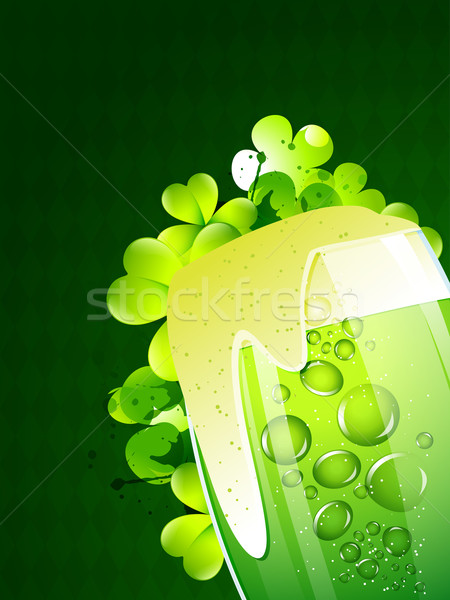 vector st patrick's day design Stock photo © Pinnacleanimates