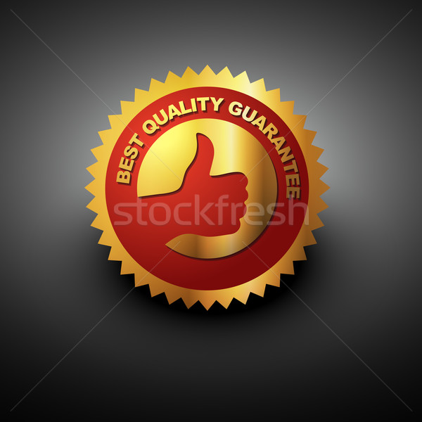 best choise label Stock photo © Pinnacleanimates