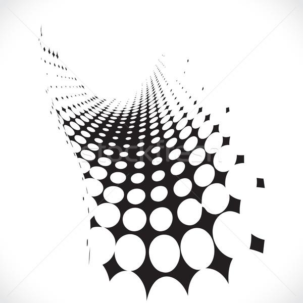 vector abstract design Stock photo © Pinnacleanimates