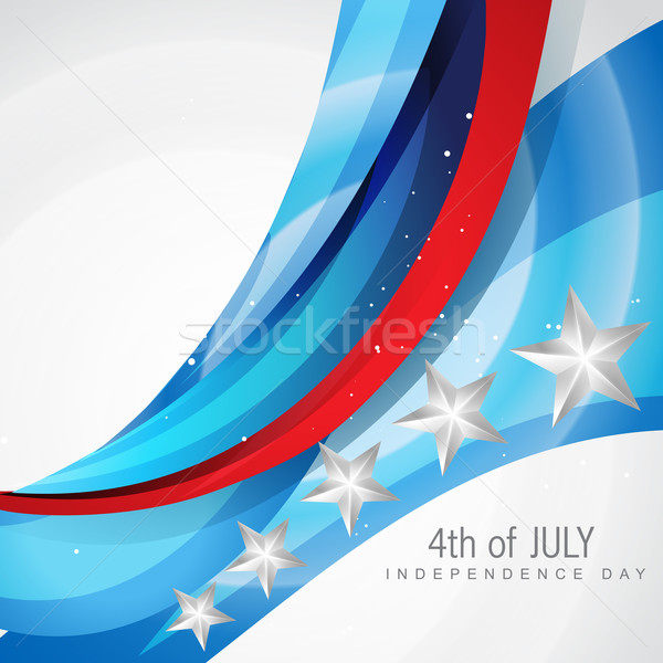 american independence day Stock photo © Pinnacleanimates