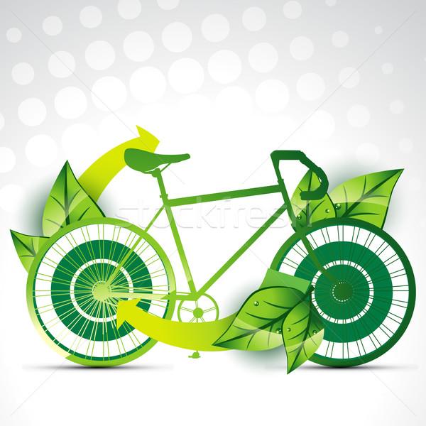 cycle background Stock photo © Pinnacleanimates