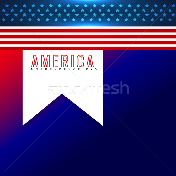 american independence day background Stock photo © Pinnacleanimates