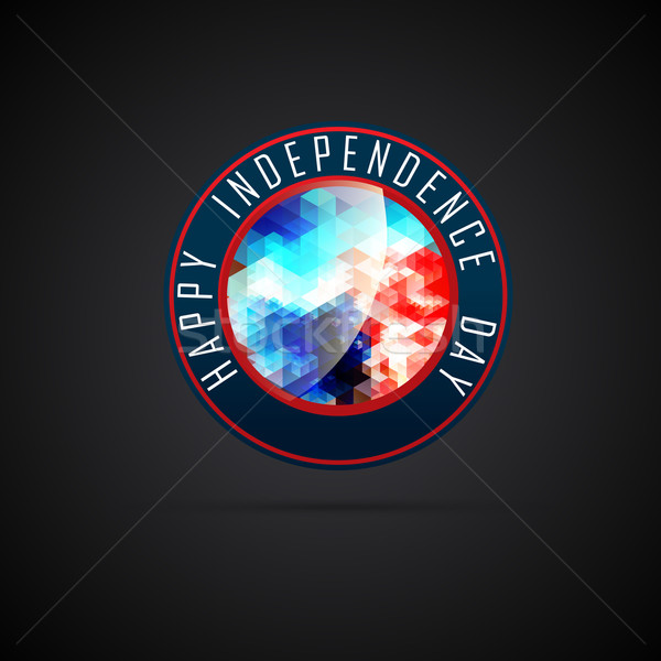 happy independence day Stock photo © Pinnacleanimates