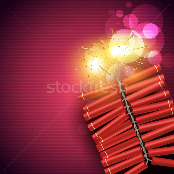 crackers Stock photo © Pinnacleanimates