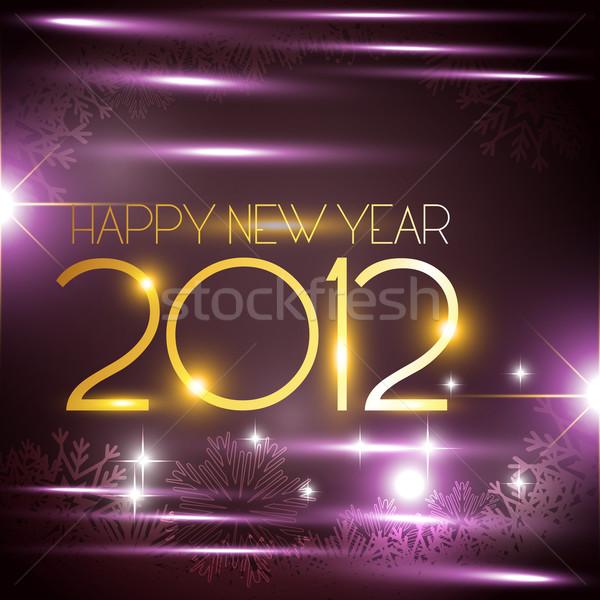 new year Stock photo © Pinnacleanimates